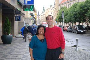 Teaching European Chiropractors about BStrong4Life, Prague, Czech Republic.
