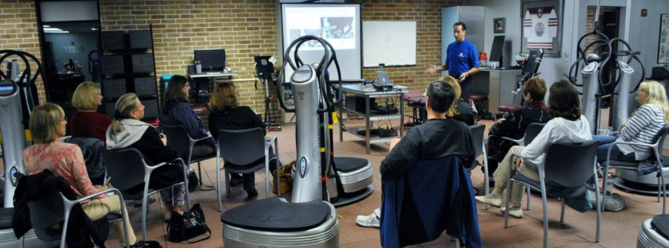 Osteoporosis Educational Seminar at Ultimate ChiroCare, Woodridge, IL